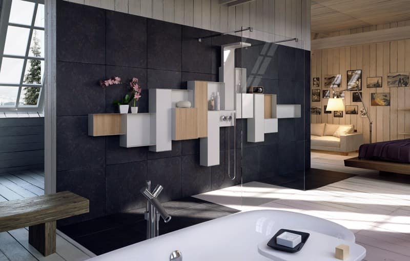 duschkopf mixer badezimmer f r hotel und spa idfdesign. Black Bedroom Furniture Sets. Home Design Ideas