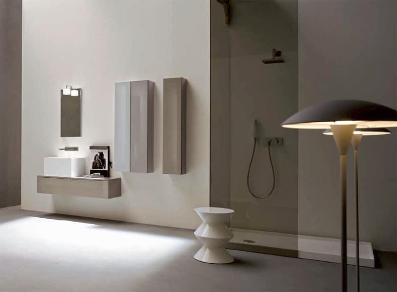 Badezimmer und armaturen badeeinrichtung idf - Arredo bagno elegante ...