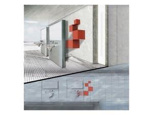 Bild von Trealcubo comp.04, moderne badezimmerschrank