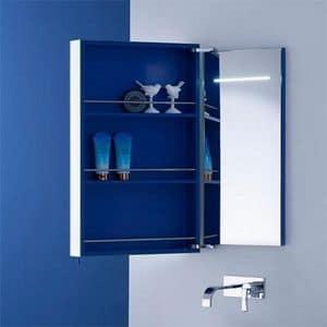 Bella Spiegel, Fall-Spiegelkasten für Badezimmer