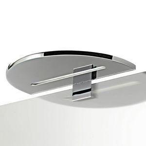 L8063, Halbkreisförmige Lampe aus Metall
