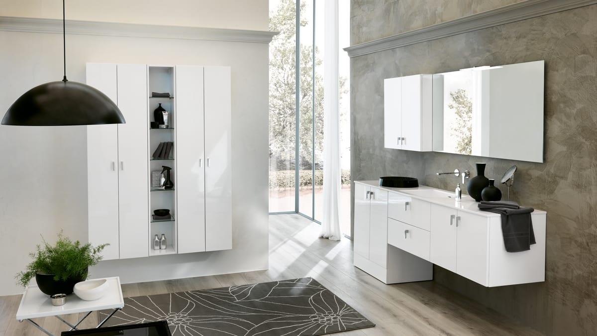 Komplette Mobel Fur Badezimmer Mit Waschtisch Idfdesign