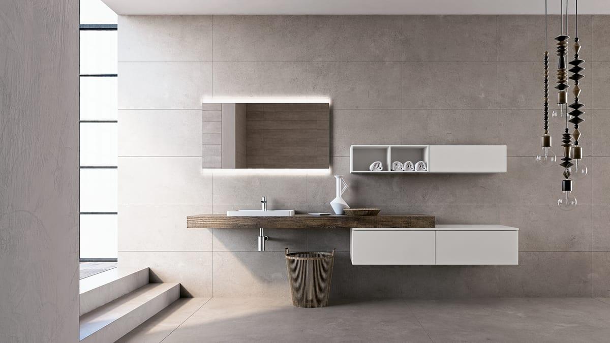 Komplette Einrichtungszusammensetzung für Badezimmer   IDFdesign