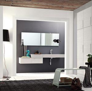 Byte 2.0 comp.11, Badezimmerschrank auch für Menschen mit Behinderungen geeignet