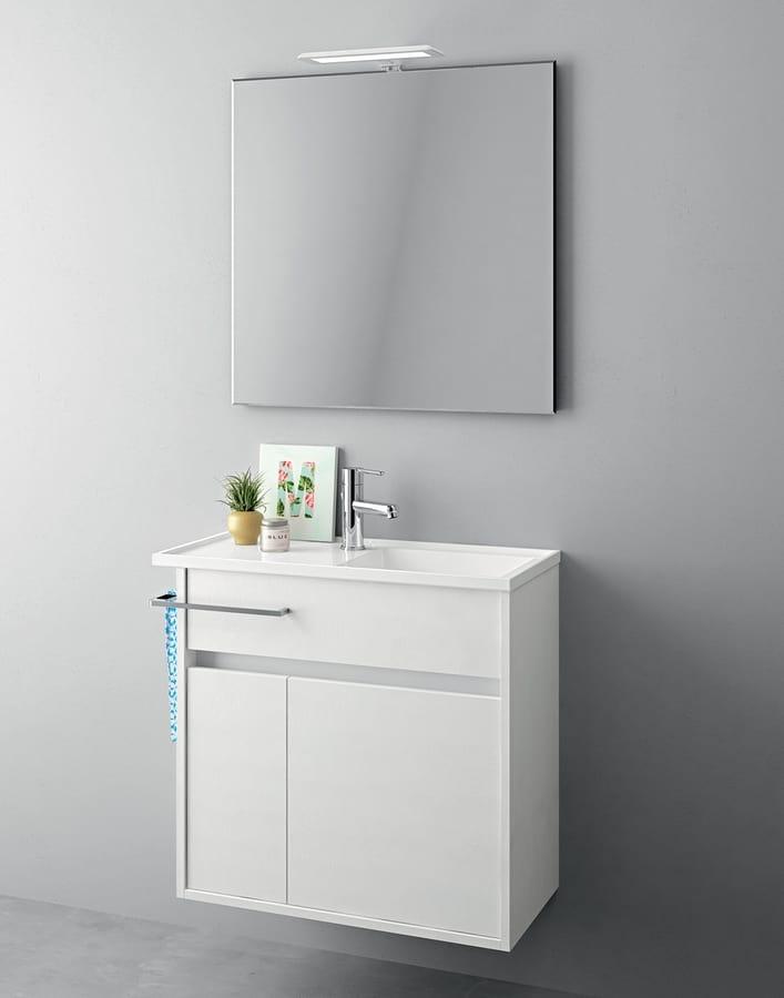 Platzsparende Möbel für kleine Badezimmer | IDFdesign