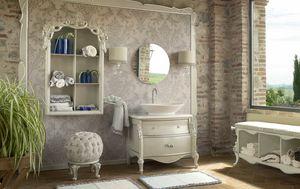 Olga Badezimmerschrank, Badezimmermöbel im klassischen Stil