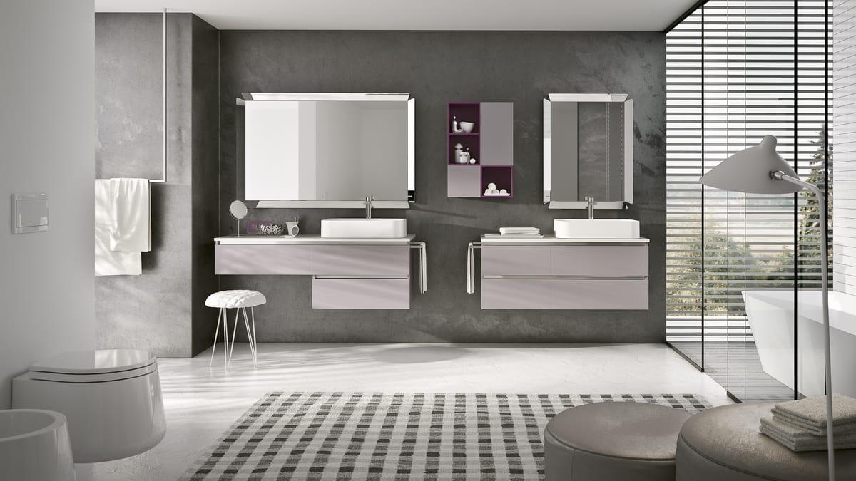 SWING SW 17, Komplette Modulare Möbel Für Badezimmer