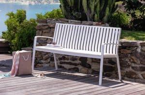 esstisch f r den au enbereich idfdesign. Black Bedroom Furniture Sets. Home Design Ideas