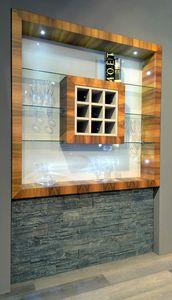 minibar schrank f r hotelzimmer mit directoire stil. Black Bedroom Furniture Sets. Home Design Ideas