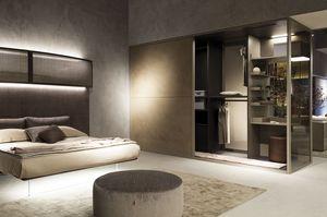 Design ankleidezimmer kundengerecht idfdesign - Begehbarer kleiderschrank mit schminktisch ...