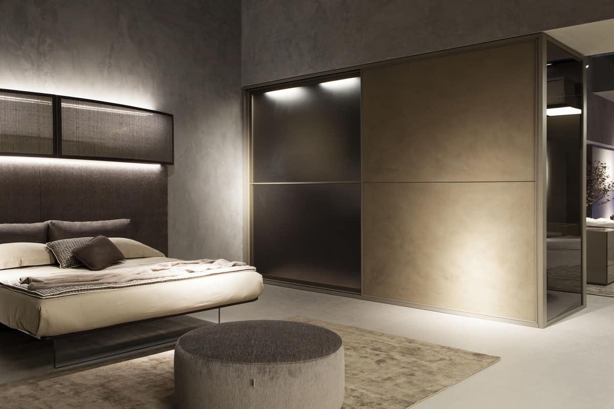 kundengerechter schrank mit schminktisch idfdesign. Black Bedroom Furniture Sets. Home Design Ideas