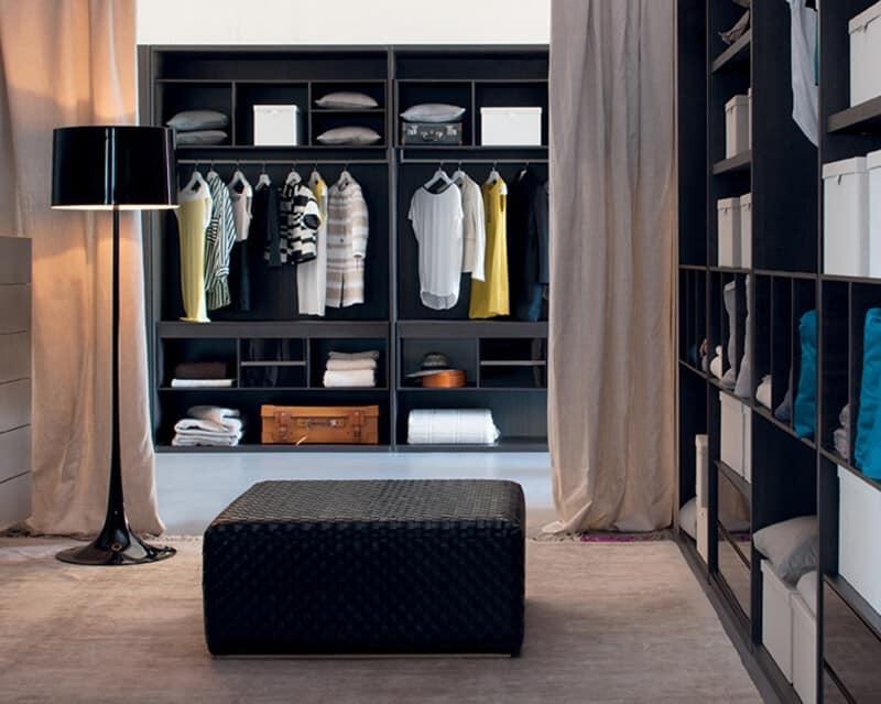 Begehbarer Kleiderschrank Modern ~ Begehbarer Kleiderschrank Modern  Habitat begehbarer Kleiderschrank 3