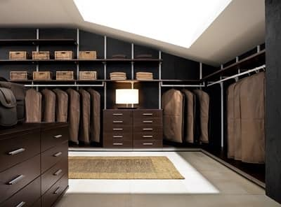 begehbarer schrank bettzimmer idfdesign. Black Bedroom Furniture Sets. Home Design Ideas