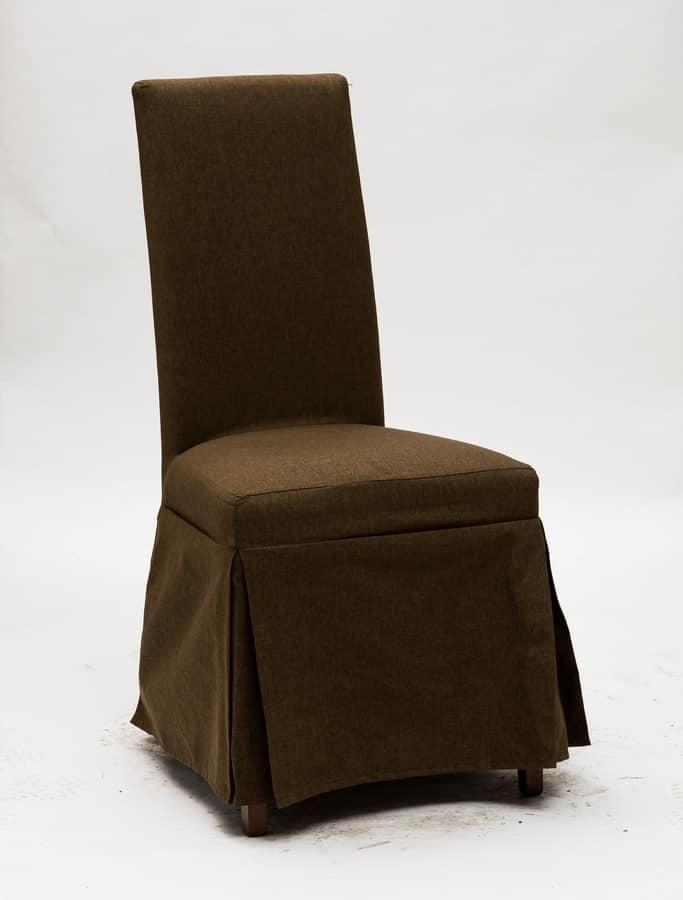 EsszimmerPolsterung In BaumwolleIdfdesign Dressed Stuhl Für Stoff 34AR5jL