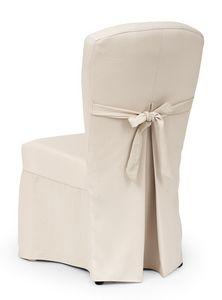 Corella galà, Stuhl für elegante Bankette gekleidet