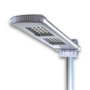 Professionelle Laternen mit Sonnenenergie - LS048LED, LED-Licht für den Außenbereich , Sonnenenergielampe für den Garten