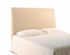 Scarlett Kopfteil Doppelbett gepolstert, Gepolstertes Kopfteil für Hotelbetten