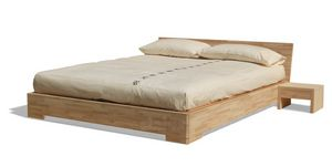 Box Up, Holzbett mit Aufbewahrungsbox
