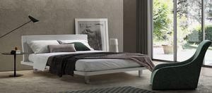 JOLLY, Doppelbett mit Stauraum