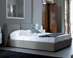 mit polsterrahmen methacrylat f en bett idfdesign. Black Bedroom Furniture Sets. Home Design Ideas