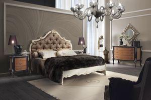 R89 / Bett, Bett für luxuriöse Doppelzimmer
