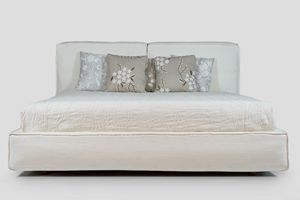 Soft, Doppelbett mit Lagerung