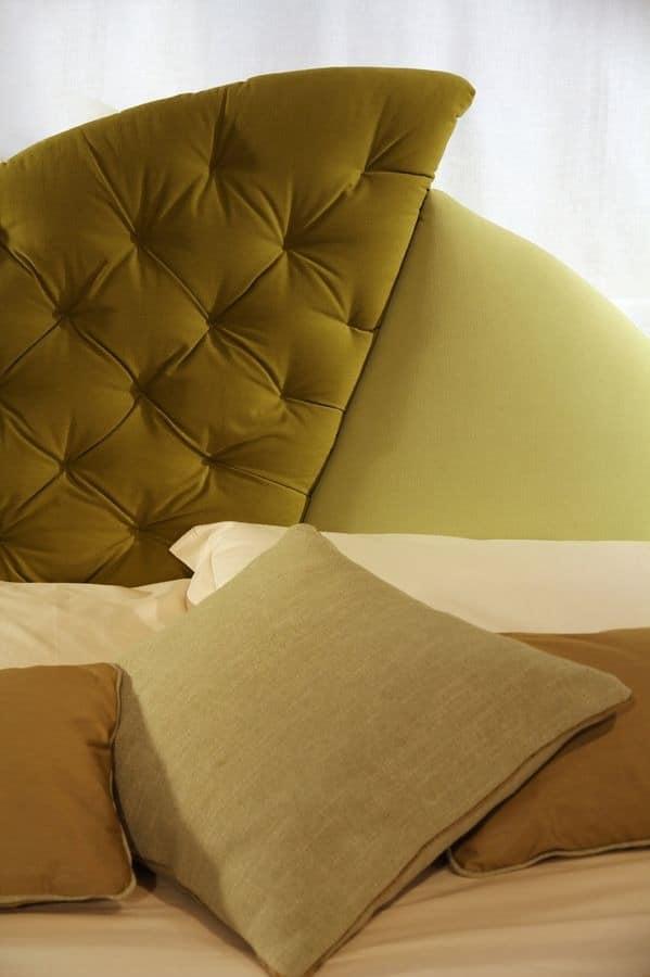 Vogue, Polsterbett, original Kopfende, für klassische Hotels