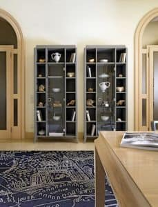 b cherregal aus massivholz f r wohnr ume idfdesign. Black Bedroom Furniture Sets. Home Design Ideas