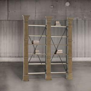 lagerung b cherregale klassische stil idf. Black Bedroom Furniture Sets. Home Design Ideas