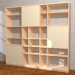 Yuki-M, Buche Bücherregal