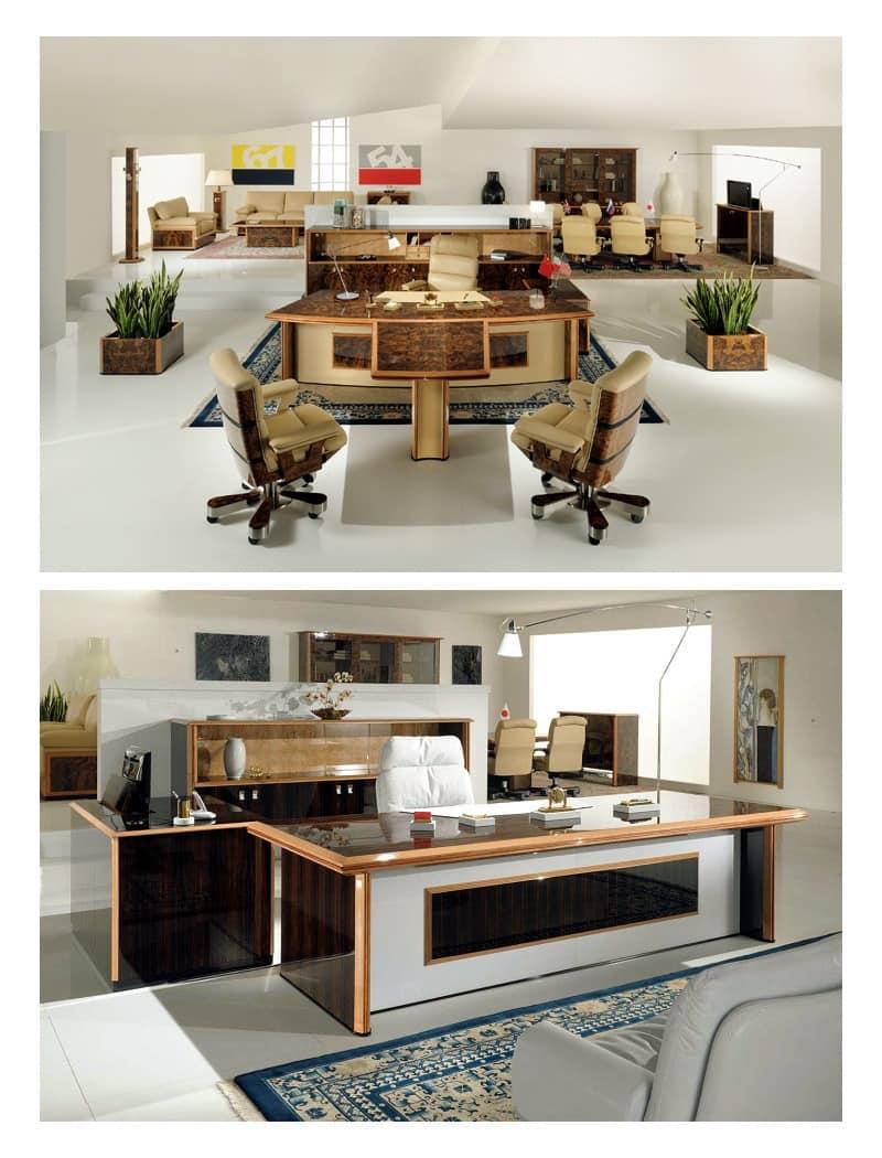 Moderne luxus büro  Moderne Luxus Büro ~ Dekoration, Inspiration Innenraum und Möbel Ideen