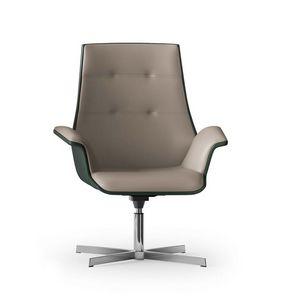 MAXIMA, Drehbarer Sessel mit vier Speichen