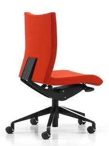 AVIAMID 3500, Stuhl für den professionellen Studio und Büro, mit Rädern
