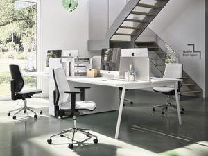 FEEL, Bürostuhl mit Armlehnen