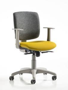 Free, Bürostuhl, in verschiedenen Farben, für Computerbereich