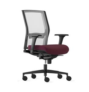 JEX, Bürostuhl, Rückenlehne aus Netzgewebe
