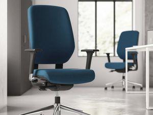 KALISTA, Operativer kleiner Sessel für das Büro