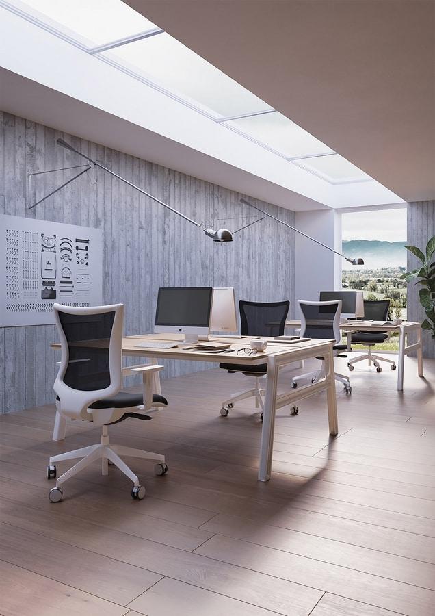 Kuper, Bürodrehstuhl, in verschiedenen Größen und Ausführungen