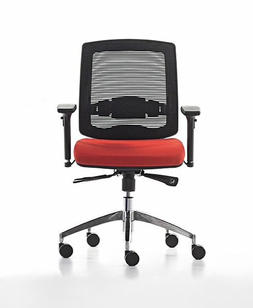 New Malice 01, Drehstuhl für Büro, ideal für Call-Center