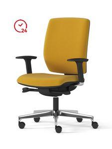 MIRAI 24, Arbeitsstuhl mit Rädern fürs Büro