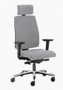 Sax 8, Bürostuhl mit verstellbarem Lendenband