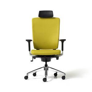 Style, Chefsessel, bequeme, ergonomische Rückenlehne
