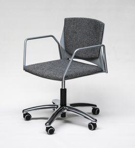 TREK 041S, Bürostuhl auf Rädern