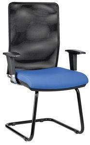 Easy cantilever, Stuhl auf Kufen für Bürokunden