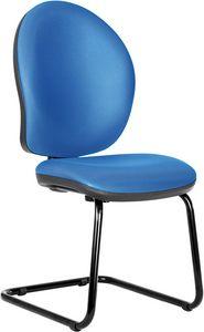 Hera cantilever, Stuhl auf Kufen für Bürokunden