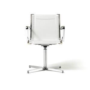 Auckland Sessel 2, Besucherstuhl für Büro und Wartezimmer, 4-Sterne-Basis