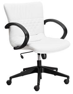 Diamond medium, Sessel mit mittlerer Rückenlehne, für Exekutivbüro