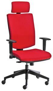 Golf SY mit Kopfstütze, Stuhl mit Kopfstütze, für Verwaltungsbüro