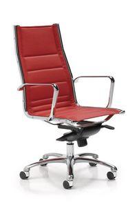 Kristal 3600, Executive Bürostuhl, gesteppt