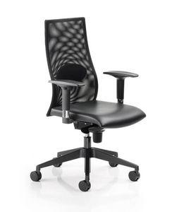 Kuma 2500, Executive Bürostuhl mit Netzrücken